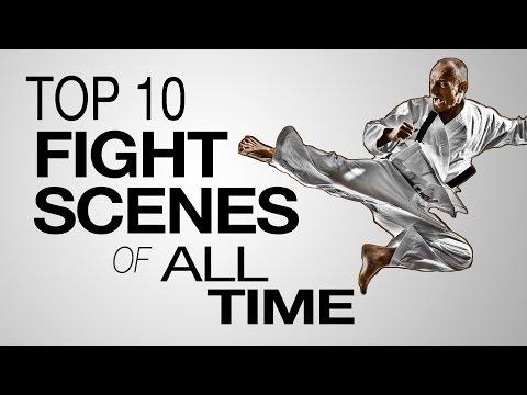 TOP 10 bojových scén
