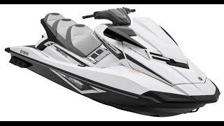 3. 2016 Yamaha FX Cruiser SVHO WaveRunner