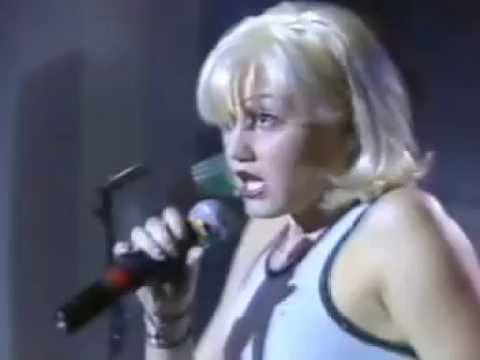 "No doubt : ""Just a girl"" live in France 02.10.1996."