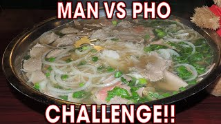 Catonsville (MD) United States  City pictures : DELICIOUS Man vs PHO Challenge in MARYLAND!!