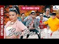 Download Video BASA BASA REY | THE CARTOONZ CREW | Anjila Regmi & Pratap Das | (Official Music Video)