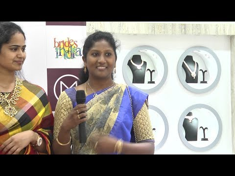 Sowjanya-Malabar Gold Brides of India Lucky Draw