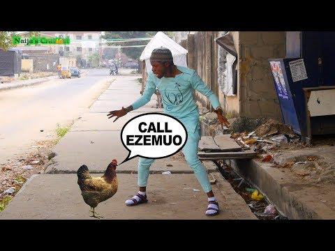 CALL EZEMUO (Naijas Craziest Comedy Episode 307)