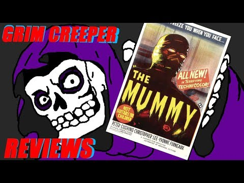THE MUMMY 1959 Review