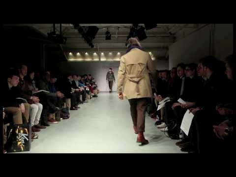 Video | Oliver Spencer Autumn/Winter 2011