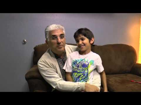 لقمه های روحانی: با فرزندت وقت بگذار
