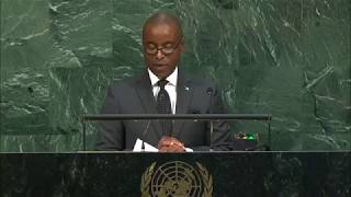 Bahamas - Minister of Foreign Affairs Addresses General Debate, 72nd Session