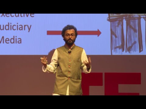 Consti-Tuition, How parliament works? | Meghnad Sahasrabhojanee | TEDxSSCBS