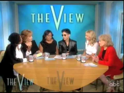 WATCH: That Time Prince Walked Out On The View