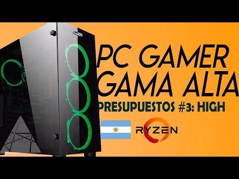 PC GAMER GAMA ALTA ARGENTINA 2018 Y W10 POR $400 | PRESUPUESTOS RYZEN 3
