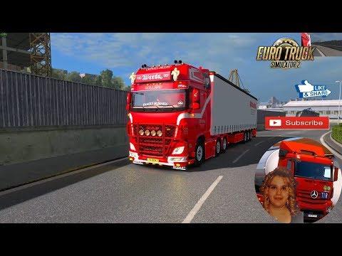 Weeda Transport DAF v1.0
