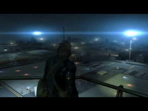 Tráiler de lanzamiento de Metal Gear Solid V: Ground Zeroes