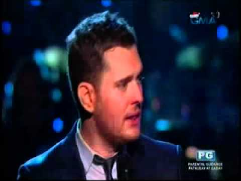 A MICHAEL BUBLE CHRISTMAS SPECIAL PART 6/6