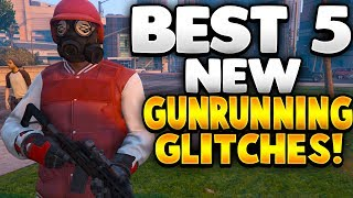 "GTA 5 Online (NEW) TOP 5 GUNRUNNING GLITCHES 1.40! SOLO GOD MODE, MOC GLITCHES, RESEARCH GLITCH 1.40 (Xbox One, Ps4, PC) ♛ (1st) DIRECTOR - JoshMods ► http://bit.ly/SubToJoshMods ◄ ♛ (2nd) DIRECTOR - Glitch Gaming ► http://bit.ly/SubToGlitchGaming ◄ ♛ (3rd) DIRECTOR - NightlyPower ► http://bit.ly/SubToNightlyPower ◄►ROAD TO 150K! Join the #PrestigeFam and Subscribe! ✔🔔👆Turn on Post Notifications👆🔔✔ http://bit.ly/SubToPmHD► The Prestige Community WEBSITE - Submit videos, Cheap GFX & More! http://prestigecommunity.weebly.com/ GTA 5 Bunker Research Glitch 1.40 FULL Tutorial (From 08:01 mins) https://www.youtube.com/watch?v=tUaZ51fGf9g▬▬▬▬▬▬▬▬▬ஜ۩♛ DOPE GFX, INSTANT GTA CASH & RANK,  COD RECOVERIES AND MORE!  ♛۩ஜ▬▬▬▬▬▬▬▬▬★ For Cheap, Reliable GTA V Accounts and INSTANT GTA Cash + Rank: ​https://goo.gl/PPD27p ★ For Cheap Games, Call of Duty Modded Accounts and Recoveries, In-game items, gaming accessories and more! https://goo.gl/rvjMQK Use code - 'PMHD' for 5% OFF!★ Need Intros or GFX? Buy Cheap Professional Designs from PrestigeStudios! (My team) http://prestigecommunity.weebly.com/gfx-shop.html▬▬▬▬▬▬▬▬▬ஜ۩♛ Join The Prestige Community ♛۩ஜ▬▬▬▬▬▬▬▬▬▼ Want to be Featured on PmHD? ▼Subscribe and Submit your Glitches, Tips and Tricks videos to our website! http://prestigecommunity.weebly.com/submit-your-videos--contact.htmlTwitter: https://twitter.com/PrestigeMontageFB: http://bit.ly/PmHDFBSubscribe: https://www.youtube.com/c/PmHD?sub_confirmation=1♛ Subscribe to our Prestige Channels ♛PmHD (100K+ GTA): https://www.youtube.com/c/PmHD?sub_confirmation=1PrestigeGaming (15K+ Gaming): https://bitly.com/SubPrestigeGamingPrestigeMusick (8K Music): http://www.youtube.com/PrestigeMusick?sub_confirmation=1  PrestigeStudios (GFX/INTROS): http://bit.ly/SubPrestigeStudios PrestigeComedy (22K Entertainment): http://bit.ly/SubPrestigeComedy▬▬▬▬▬▬▬▬▬ஜ۩♛ INTRO SONG ♛۩ஜ▬▬▬▬▬▬▬▬▬My Music channel: https://www.youtube.com/user/PrestigeMusick  Intro song - https://www.youtube.com/watch?v=ZeLeAgQ_DtoOutro Song - https://www.youtube.com/watch?v=BbZP3zCLBrM▬▬▬▬▬▬▬▬▬ஜ۩♛ 10 Popular GTA 5 Online GunRunning DLC Glitches Not to Miss! ♛۩ஜ▬▬▬▬▬▬▬▬▬► GTA 5 Online TOP 10 GLITCHES 1.40! (NEW) 10 BEST WORKING GLITCHES GTA 5 1.40 (Top 10 Glitches 1.40) http://youtu.be/NeCoPZe9SKk► GTA 5 Online TOP 10 CLOTHING GLITCHES 1.40! NEW BEST 10 GUNRUNNING Outfit Glitches! Top 10 Glitches 1.40 http://youtu.be/w-VCsr8F7gM► GTA 5 Online TOP 5 GLITCHES 1.40! (NEW) FREE $30,000,000 GLITCH, 100% INVISIBLE BODY, RARE CLOTHING! http://youtu.be/-g17pseXp7E ► GTA 5 Online TOP 5 CLOTHING GLITCHES 1.40! *NEW* DIRECTOR MODE GLITCH 1.40, RARE JOGGERS, INVISIBLE ARMS! http://youtu.be/7tBluIaowgk► FINALLY! GTA 5 Online ''XBOX ONE'' & PS4 DIRECTOR MODE GLITCH 1.40! SOLO GTA 5 ''Money Glitch 1.40'' http://youtu.be/r-YbkDu1r-k► GTA 5 CHECKERED OUTFIT GLITCH 1.40! (NEW) SOLO 'CHECKERBOARD OUTFIT' TUTORIAL GTA 5 Online 1.40 https://www.youtube.com/watch?v=63XipThzvAY► OMG! NEW $10,000,000 /HR ''SOLO'' MONEY GLITCH! GTA 5 Online 1.40 *SOLO* ''UNLIMITED MONEY GLITCH'' http://youtu.be/8Ev84bLKHYE► GTA 5 RP GLITCH 1.40! *SOLO* ''UNLIMITED RP GLITCH 1.40'' Level Up FAST AND EASY 1.40 (PS4/Xbox /PC) http://youtu.be/edYOw7g-XAs► GTA 5 GUNRUNNING GLITCHES 1.40! *NEW* MILITARY ''MODDED OUTFIT GLITCH 1.40'' (Clothing Glitches 1.40) http://youtu.be/dtMbuEDpvP8► GTA 5 Online TOP 3 MODDED OUTFITS 1.40! GUNRUNNING Modded Outfit Glitches Using Clothing Glitches! https://www.youtube.com/watch?v=jjUQeyxYwp0▬▬▬▬▬▬▬▬▬ஜ۩♛ A Personal Note From Xav ♛۩ஜ▬▬▬▬▬▬▬▬▬ Hey #PrestigeFam! Thanks for watching guys! Help us reach 150,000 Subscribers by rating the videos and leaving feedback! Subscribe if you're new here for the best and latest Gaming Glitches, tips and tricks! Stay tuned, Stay Prestige ✌️✌️#PrestigeFam #PrestigeCommunity-Xav, PmHD♛ Fair Use Disclaimer:♛ COPYRIGHT DISCLAIMER UNDER SECTION 107 OF THE COPYRIGHT ACT 1976 - Copyright Disclaimer Under Section 107 of the Copyright Act 1976, allowance is made for ""fair use"" for purposes such as criticism, comment, news reporting, teaching, scholarship, and research. Fair use is a use permitted by copyright statute that might otherwise be infringing. Non-profit, educational or personal use tips the balance in favor of fair useGTA 5 TOP 5 GLITCHES 1.40,GTA 5 TOP 5 GUNRUNNING GLITCHES 1.40,GTA 5 Online Top 5 GUNRUNNING GLITCHES 1.40,GTA 5 Online Top 5 GLITCHES 1.40,GTA 5 Solo God Mode Glitch 1.40,GTA 5 God Mode Glitch 1.40,GTA 5 RESEARCH GLITCH 1.40,GTA 5 RESEARCH GLITCH,gta 5 spawn moc glitch,gta 5 glitches 1.40,top 5 glitches 1.40,top 5 glitches gta 5 1.40,gta 5 top 5 glitches,gta 5 top 10 glitches 1.40,gta 5 top glitches 1.40,gta v top 5 glitches 1.40,PmHD Glitches,PmHD GTA 5,PmHD"