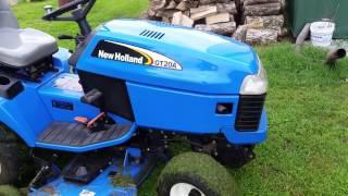 9. New mini tractor