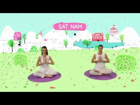 YOGIC / Yoga para niños - Cápsula ¿Qué te dice tu intuición? - Canciones y Juegos infantiles