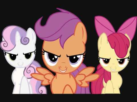 Teen Titans Theme ~Sung in MLP voices?!~