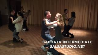 Bachata Intermediate Level at Salsastudio.net