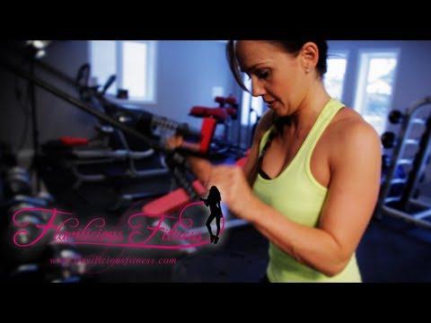 Antrenament Fitness pentru arderea grasimilor