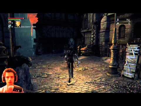 Bloodborne Direct Stream Upload: Session 1