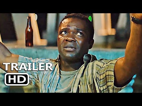 GRINGO Official Final Trailer (2018)