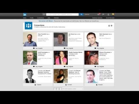Keeping your LinkedIn Contacts Warm – LinkedIn's Keep in Touch Feature
