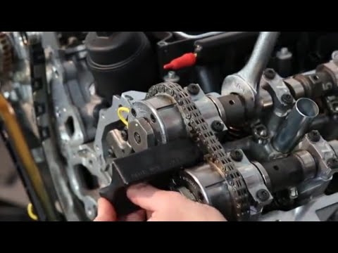 Chrysler Pentastar V6 3.0l 3.2l 3.6l Engine Timing Chain And Sprockets Installation