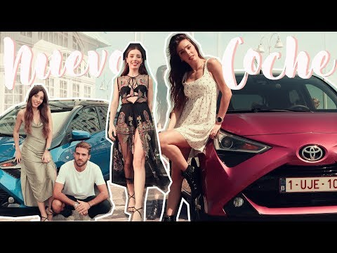 NUEVO COCHE!! Toyota AYGO  Nervios + Voy a VIVIR en otro PAÍS  Inma Serrano
