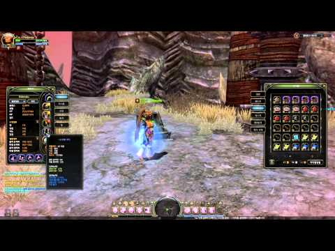 Dragon Nest Kali lvl 32 Cerberus Solo W/commentary!