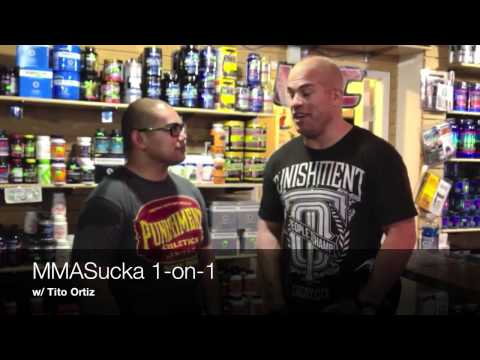 MMASucka 1 on 1 with Tito Ortiz