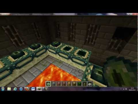 Minecraft 1.7.5 Stronghold SEED!