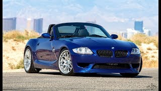 2006 BMW M Roadster by The Smoking Tire