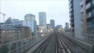 A DLR front view real time synchronized video with GPS