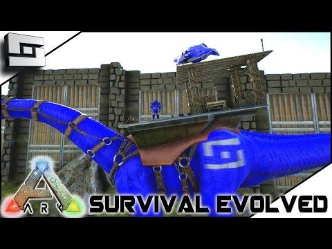 ark survival evolved walkthrough war paint s2e13 by
