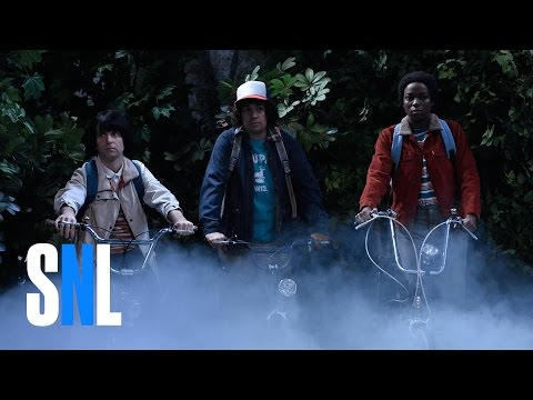 Stranger Things - SNL