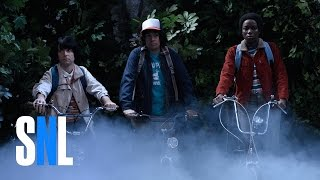 Video Stranger Things - SNL MP3, 3GP, MP4, WEBM, AVI, FLV Maret 2018