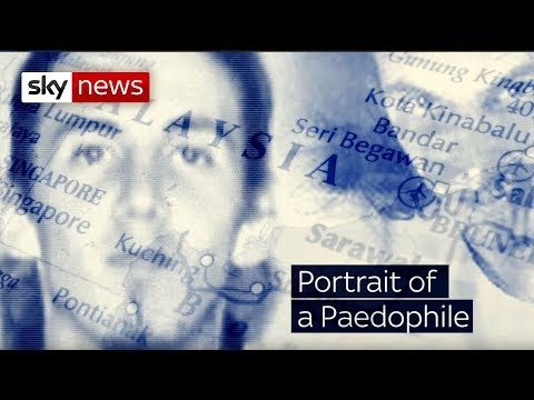 Portrait of a paedophile: UK's most prolific paedophile convicted