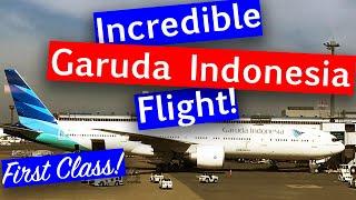 Video FIRST CLASS to BALI with Garuda Indonesia MP3, 3GP, MP4, WEBM, AVI, FLV September 2018