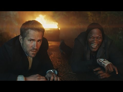 The Hitman's Bodyguard (2017) - Redband Trailer