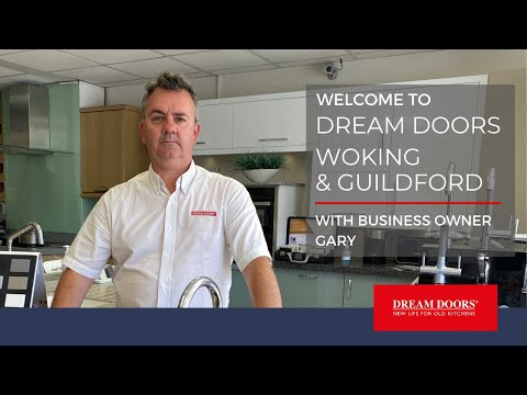 Woking and Guildford Kitchen Showroom video