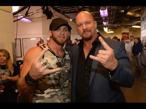 What's up with me & Stone Cold Steve Austin
