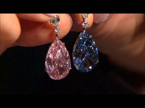 Σε δημοπρασία τα πιο πολύτιμα διαμαντένια σκουλαρίκια – economy