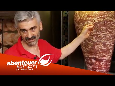 Die Dönerfabrik - Dönerspieß Produktion | Abenteuer Leb ...