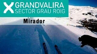 Grau roig Andorra  city pictures gallery : Descenso por Mirador Grau Roig, Andorra