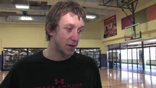 Joe Ingles DraftExpress Webisode
