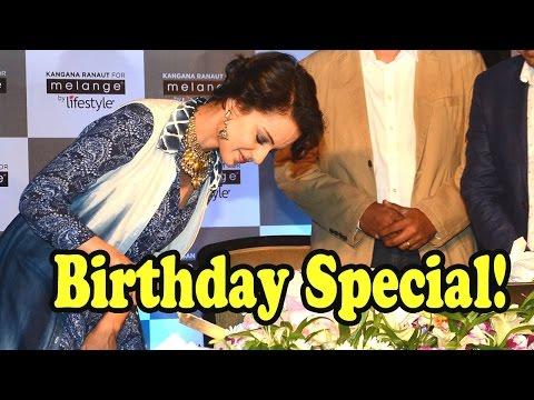 Birthday Special: Here's How Kangana Ranaut Celebr
