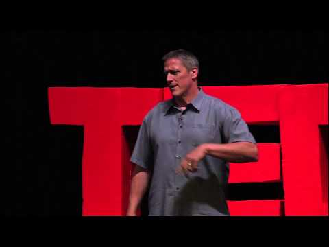 The Best Job on the Planet | Jeff Oliver | TEDxAuburnMiddleSchool