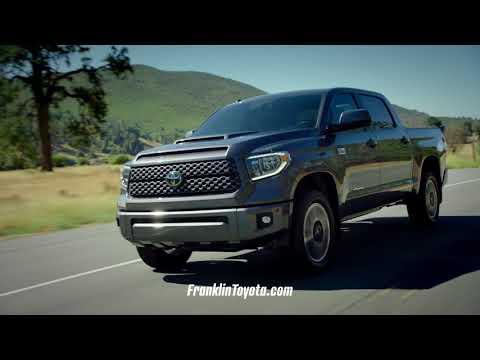 Franklin Toyota - New 2018 Tundra