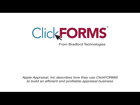 ClickFORMS Appraisal Software – Become a more efficient and profitable appraiser