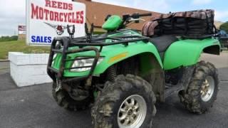 9. 2006 Arctic Cat 500 Auto  Used Atvs - Hurst,Texas - 2015-05-04